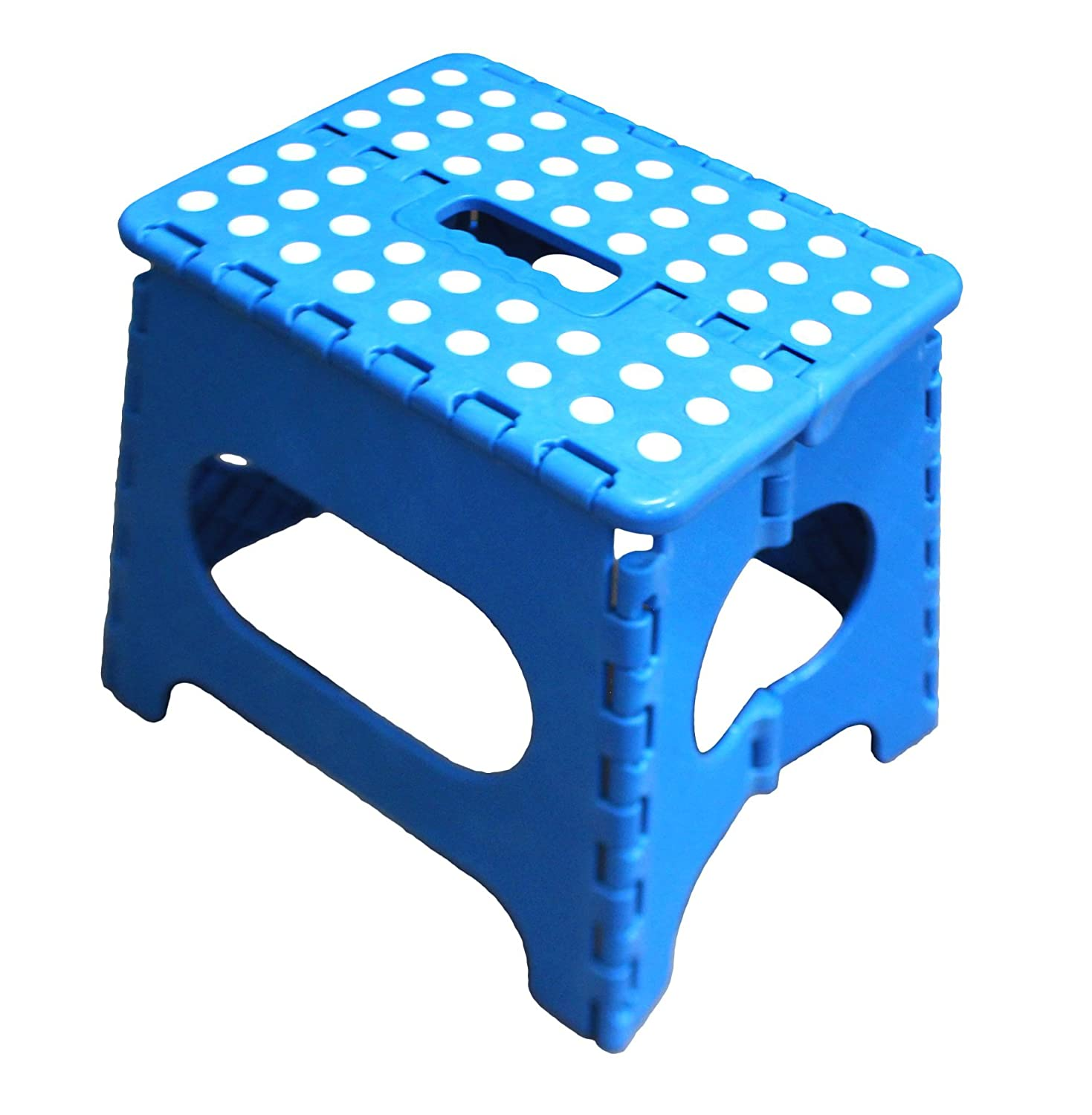 Amazon.com: Jeronic Super Strong Folding Step Stool for Adults and ...