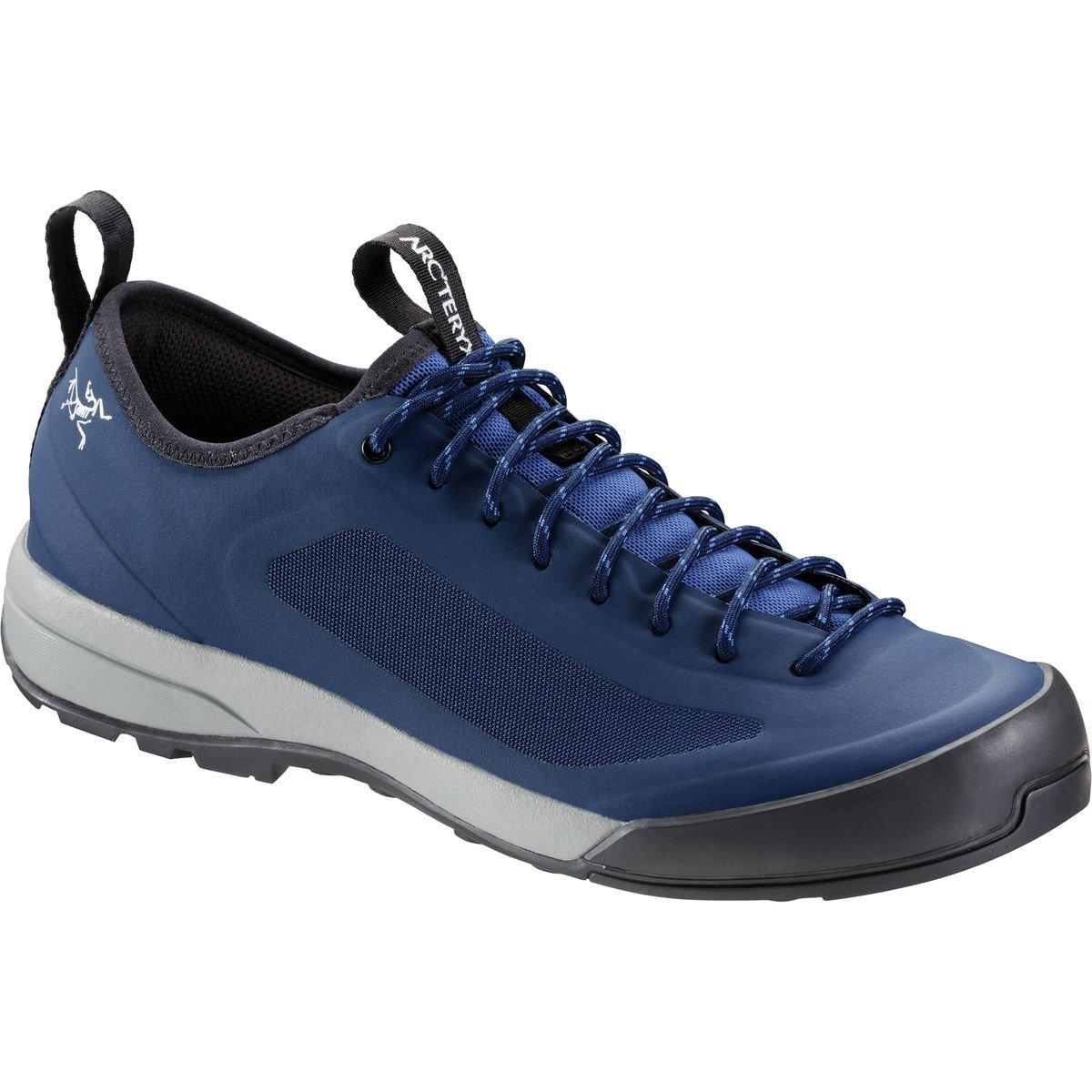 Arc'teryx Acrux SL Approach Shoes - Women's B01GFEVNF0 10 B(M) US Abyssal Blue/Gentiane