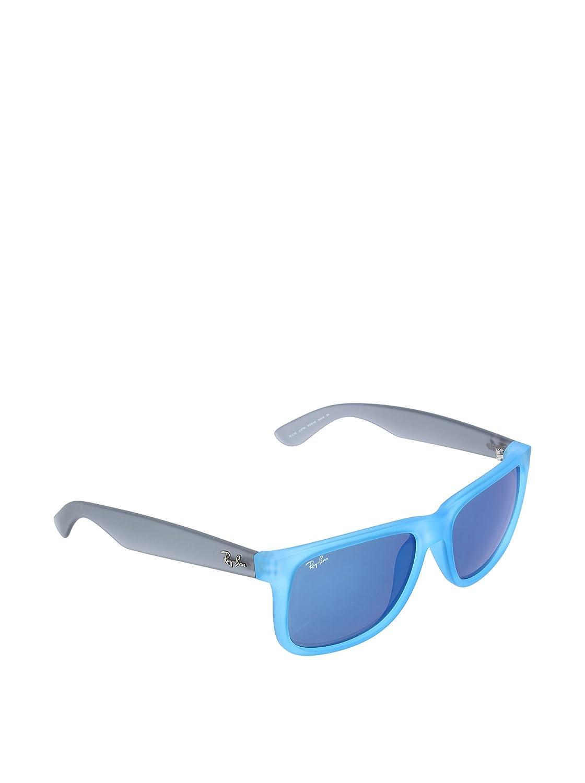 Ray-Ban Justin RB4165, Gafas de sol Unisex, Azul (602855 ...