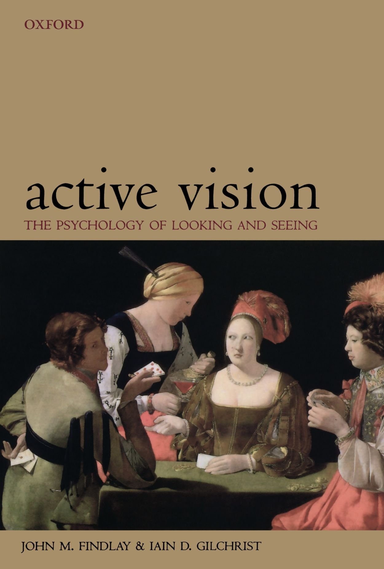Active vision the psychology of looking and seeing oxford active vision the psychology of looking and seeing oxford psychology oxford psychology series amazon john m findlay books fandeluxe Choice Image