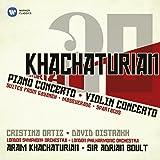 Aram Khatchaturian: Concerto pour piano, Concerto pour violon - Spartacus - Gayaneh