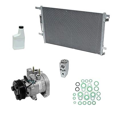 A/C Compressor and Component Kit KT 5771A: Automotive