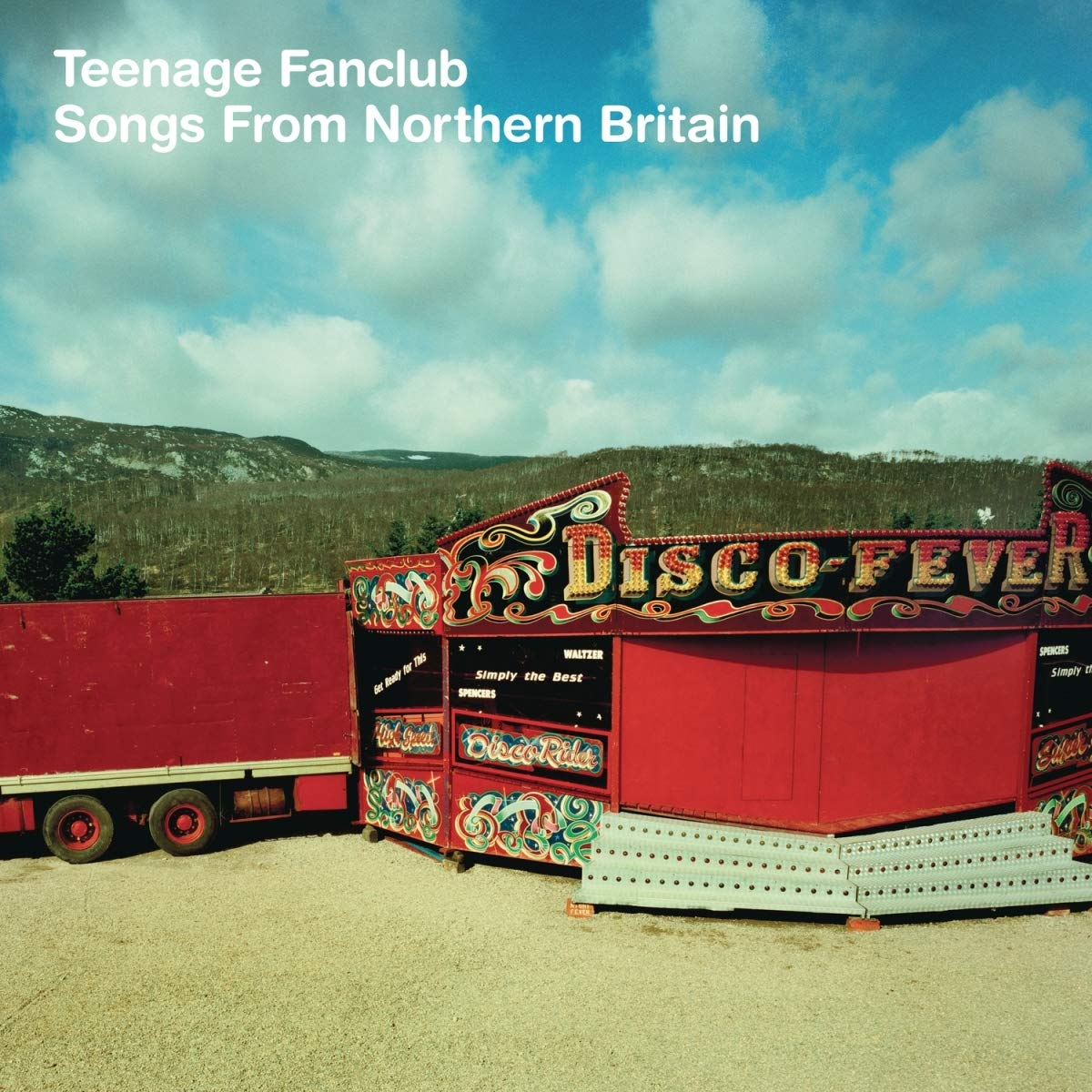 Vinilo : Teenage Fanclub - Songs From Northern Britain (Remastered, United Kingdom - Import)