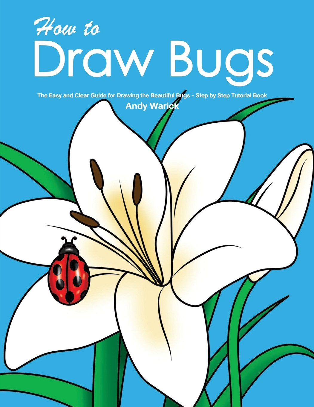 How To Draw Bugs The Easy And Clear Guide For Drawing The Beautiful