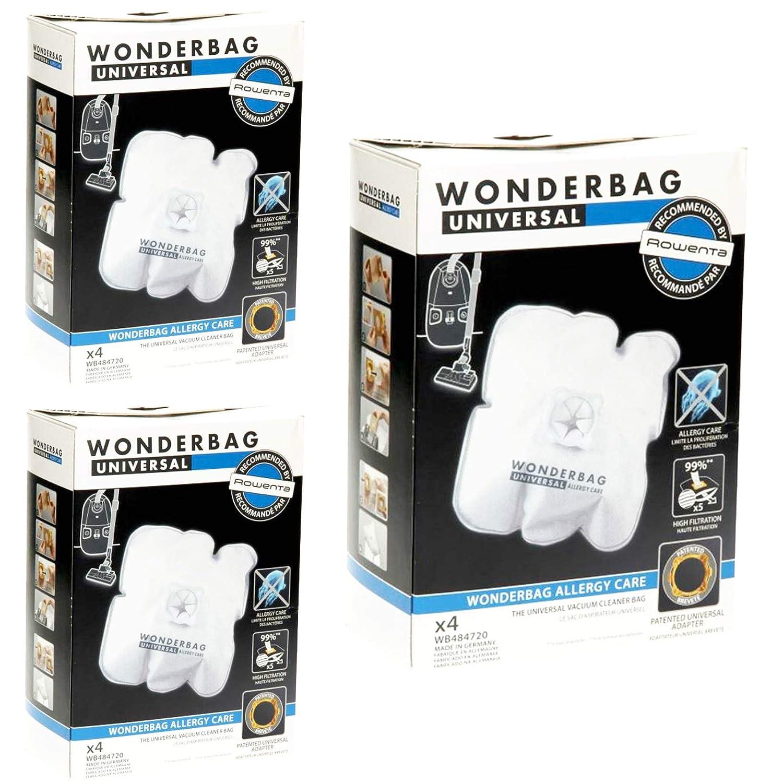 Wonderbag - Bolsas para aspiradora Moulinex CEH241 CEJ151 ...