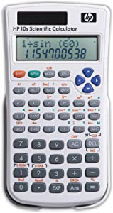 HP 10s Scientific Calculator (F2214AA#AK6)