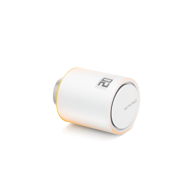 Netatmo supplé mentaire Smarter Radiateur Thermostat, 1 piè ce, Nav de 1pièce NAV-DE