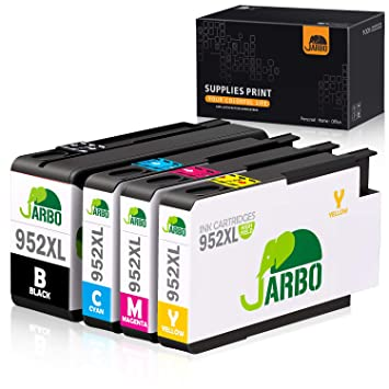 Amazon.com: JARBO 952XL - Cartucho de tinta remanufacturado ...