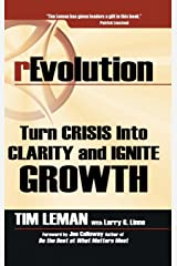 rEvolution: Turn Crisis Into Clarity and Ignite Growth Hardcover