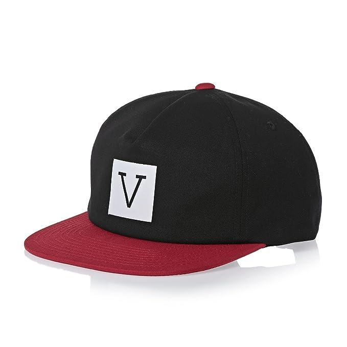 Vans - Gorra - MN x Chima Unst - Negro/Rojo