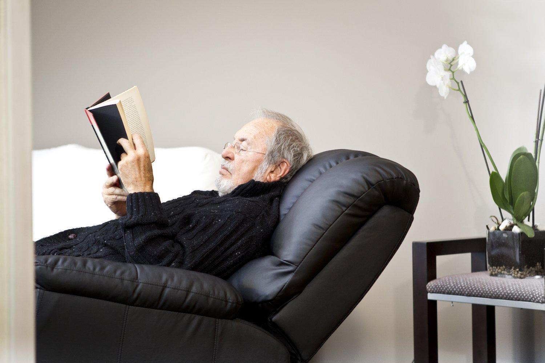 Sillon Levanpersonas modelo Lujo, para personas mayores o con movilidad reducida