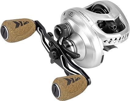 5.4:1 ~ 9.1:1 KastKing MegaJaws Baitcasting Reel Shark-Model Fishing Reel
