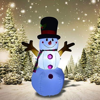 Amazon.com: GOOSH Christmas Masters - Muñeco de nieve ...