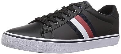 Tommy Hilfiger Paris Sneaker Black 7 M US