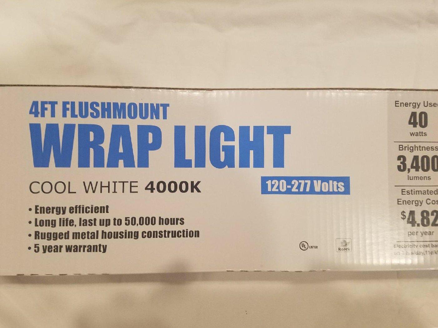 Energetic Lighting ELYWL-301C-DS LED Wrap Light 4