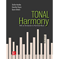 eBook Online Access for Tonal Harmony book cover