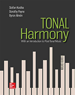 Amazon tonal harmony ebook stefan kostka dorothy payne ebook online access for tonal harmony fandeluxe Images