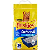 FRISKIES Cat Fresh Classic Lettiera Assorbente, 8 l, 5 kg