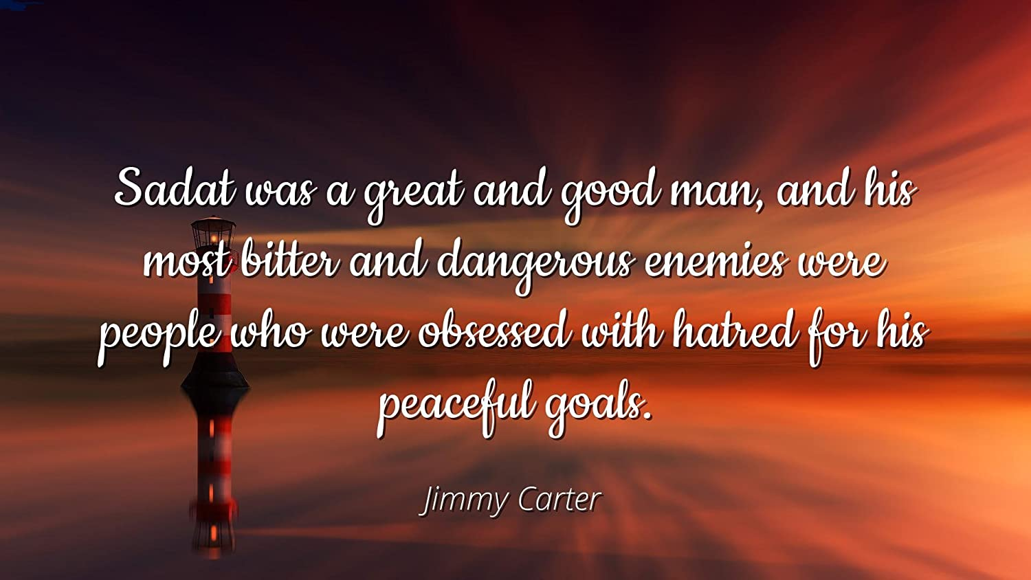 Amazon.com: Jimmy Carter - Famous Quotes Laminated POSTER ...