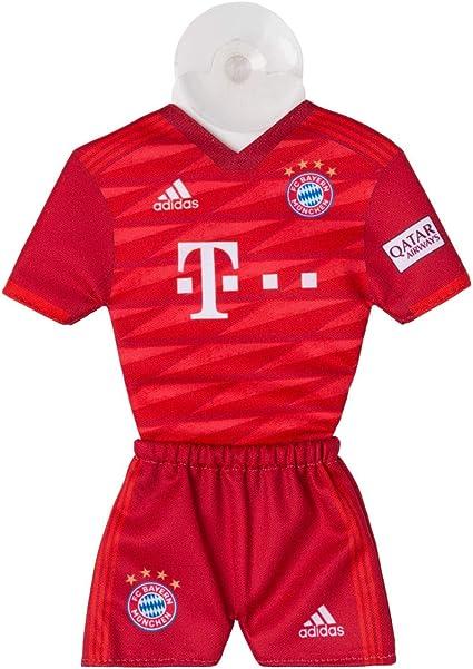 Plus Lesezeichen I Love M/ünchen Trikot mit Saugnapf FCB Bayern M/ünchen Autotrikot 2019//20 Mini Kit