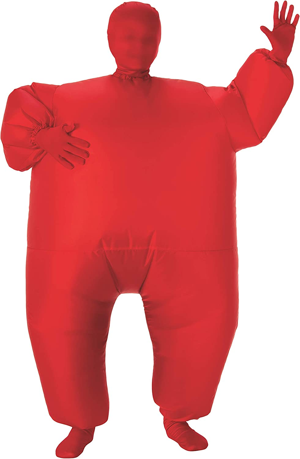 Blue One Size Rubies Costume Inflatable Full Body Suit Costume