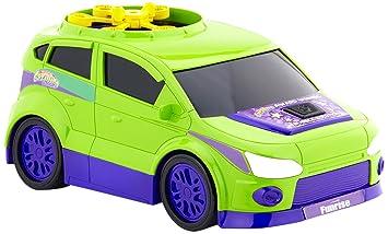 gazillion bump n go bubble car toy