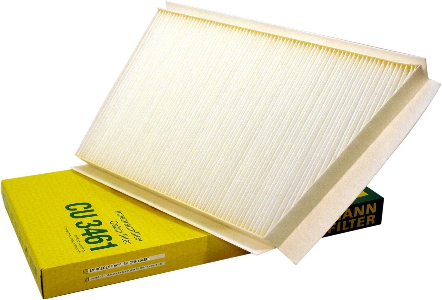 New Cabin Air Filter Fits For 17-18 F250 Super Duty 15-18 Ford F150 FL3Z19N619A