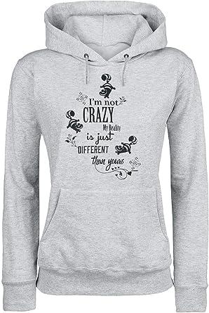 Cheshire Cat camiseta ropa sudadera con capucha las