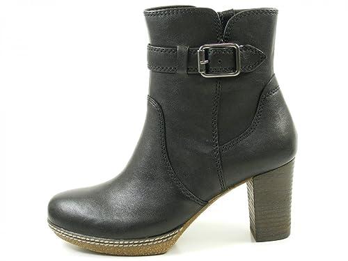 Gabor Damenschuhe 52.874.25 Damen Boots, Stiefel Braun