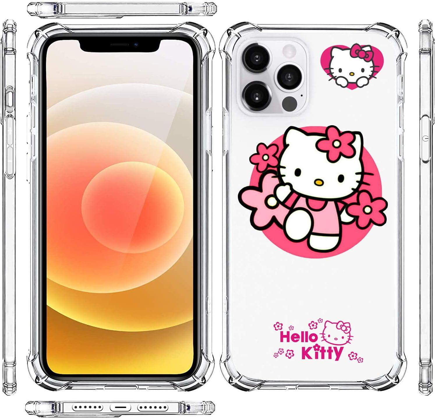 Hello Kitty Hülle für iPhone 12 & iPhone 12 Pro