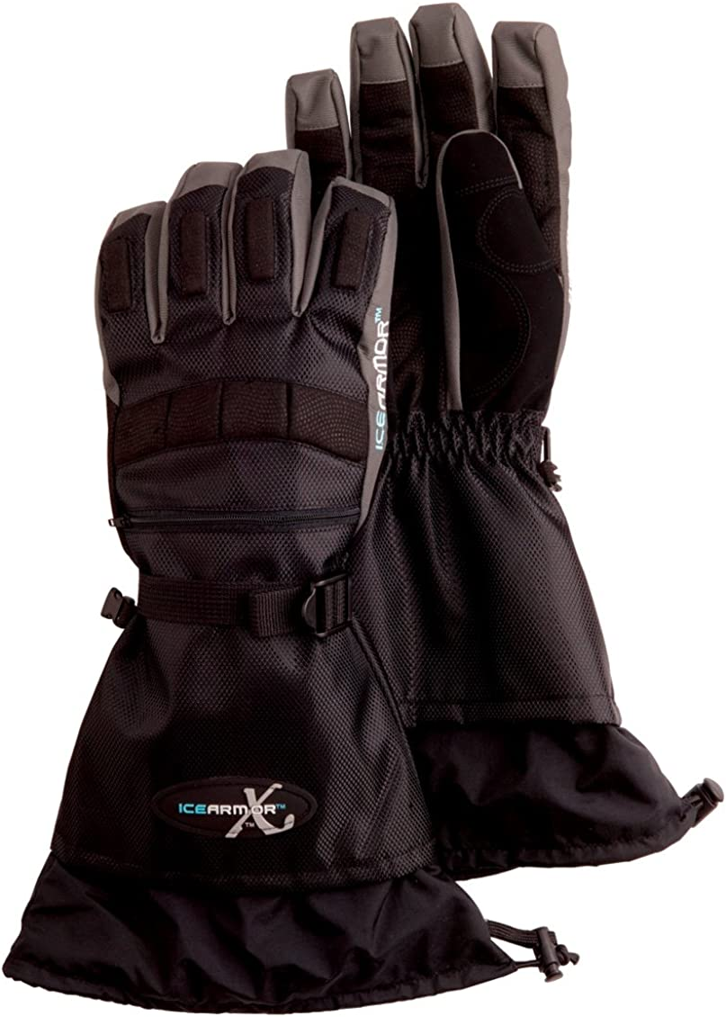 Clam Ice Armor 70 grams of Thinsulate Insulation X Gloves M