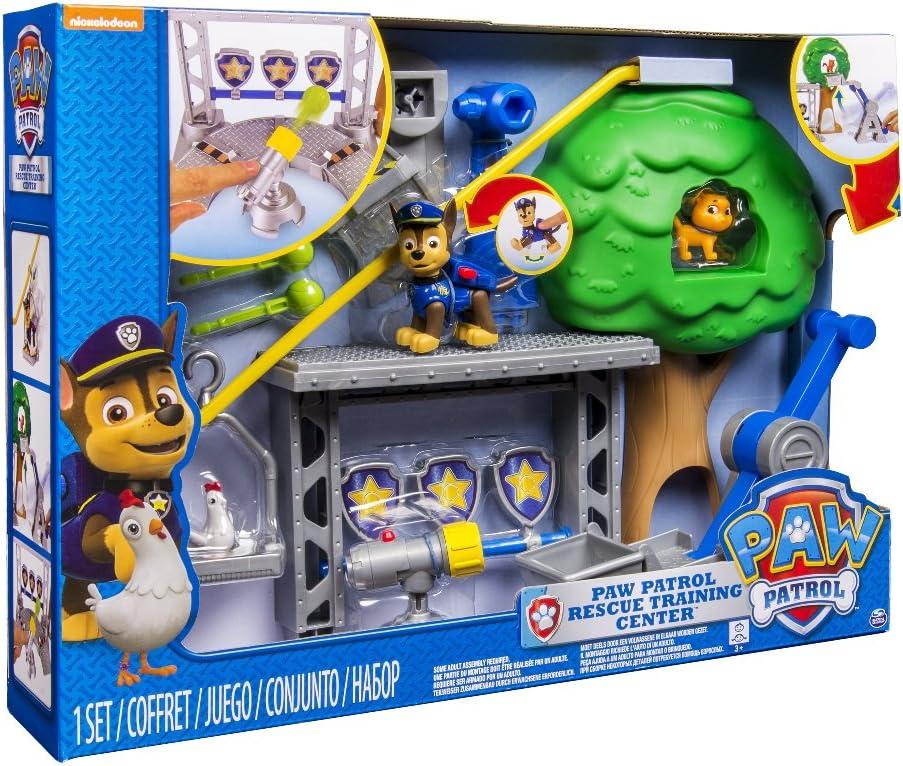Patrulla Canina Bizak 61926621 - Playset centro de rescate: Amazon.es: Juguetes y juegos