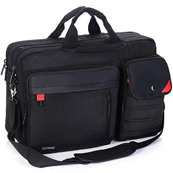 dtbg Nylon mehrzweck Business Funda mehrfachfach Viaje Mochila Pensada Ordenador Portátil Bolsa Messenger Bag Maletín Bolsa