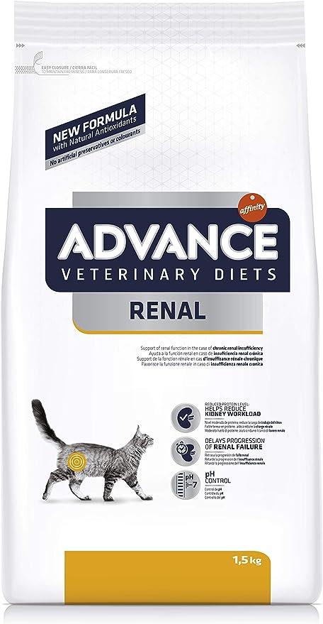 Advance Cat Food Renal Gato 1,5 kg: Amazon.es: Productos para mascotas