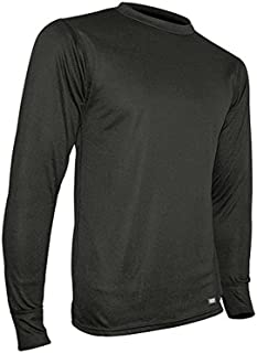 product image for Polarmax Men's Double Base Layer Long Sleeve Crew Tee