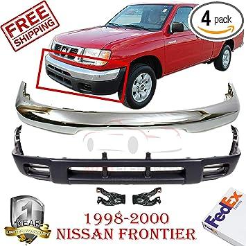 FOR Toyota 1996-1998 4Runner Rear Center Bumper Face Bar Primed Black