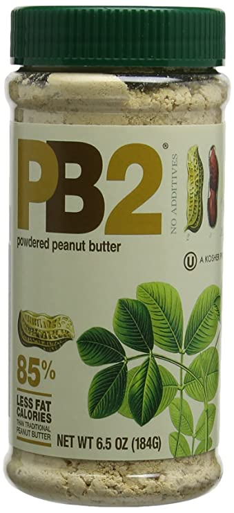 PB2 Powdered Peanut Butter, 6.5-Ounces: Amazon.es: Alimentación y bebidas