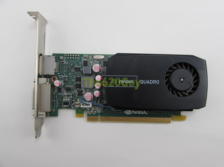 Dell 4J2NX NVIDIA Quadro 600 1GB DDR3 128-Bit PCIe x16 Workstation Video Card