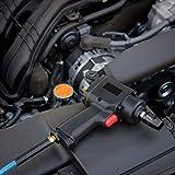 "AVGDeals 1/2"" Square Drive Mini Air Impact Wrench | High Torque Super Duty Twin Hammer"