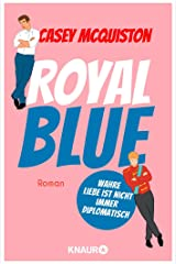Royal Blue: Roman Paperback