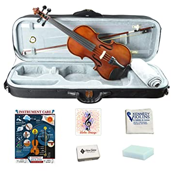 Amazon.com: Bunnel Pupil Clearance - Violín para estudiante ...