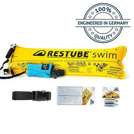 Restube Kit de Iniciación con Boya de Natación Swim | Incluye ...