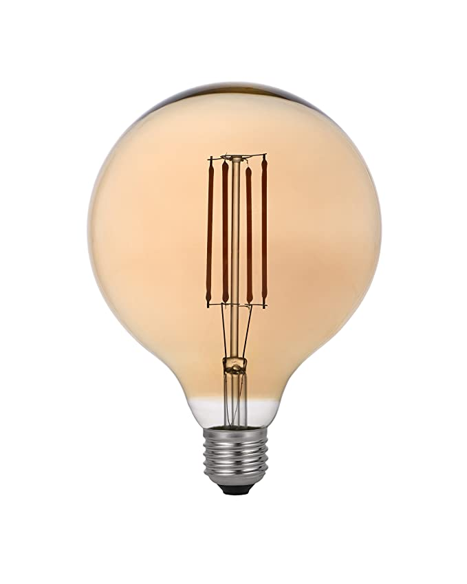 Garza Lighting - Bombilla LED Vintage Starlight, potencia 1.2W, casquillo E27, luz cálida 2700K: Amazon.es: Hogar