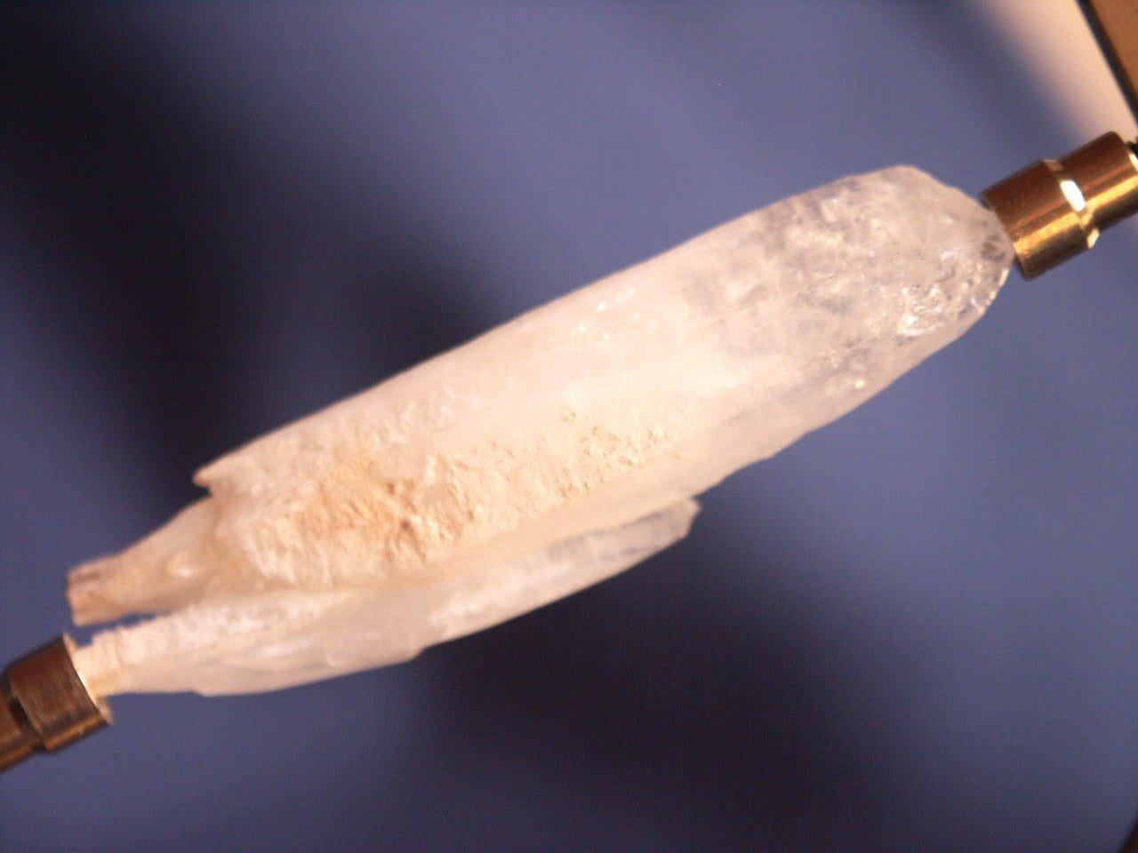 Double Quartz Crystal Scepter (Colorado), 61225
