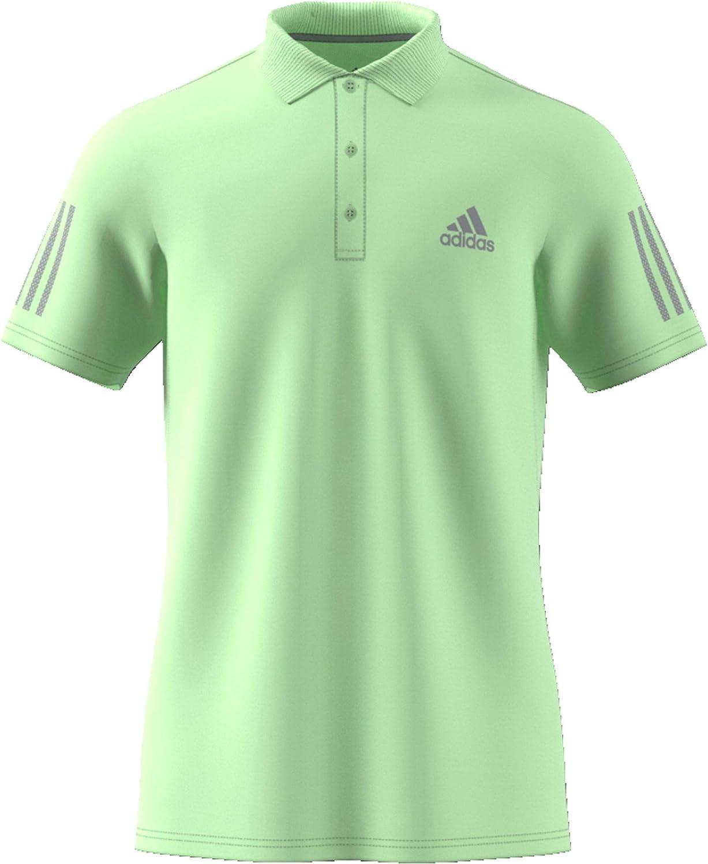 adidas Club 3str Polo, Hombre: Amazon.es: Deportes y aire libre
