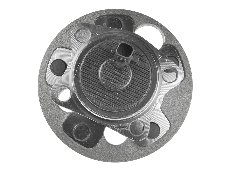 Blue Print ADT383112 Juego de cojinete de rueda