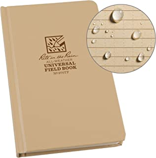 product image for Book, Universal, 80 Sheets, Tan Cover, 32lb