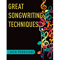 Great Songwriting Techniques book cover