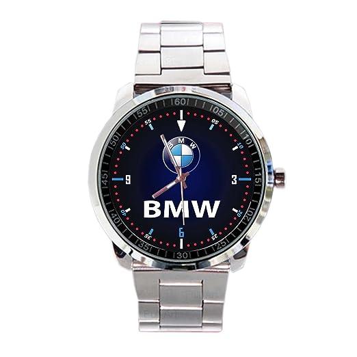 wds637 nuevo limited edition con emblema de la BMW M de alimentación de coche Z4 SPORT METAL Watch: Amazon.es: Relojes