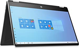 "2020 HP Pavilion x360 15.6"" FHD Touchscreen 2-in-1 Laptop Computer, 10th Gen Intel Quard-Core i5-10210U, 32GB DDR4, 2TB PCIe SSD, Webcam, Windows 10, BROAGE 64GB Flash Stylus, Online Class Ready"